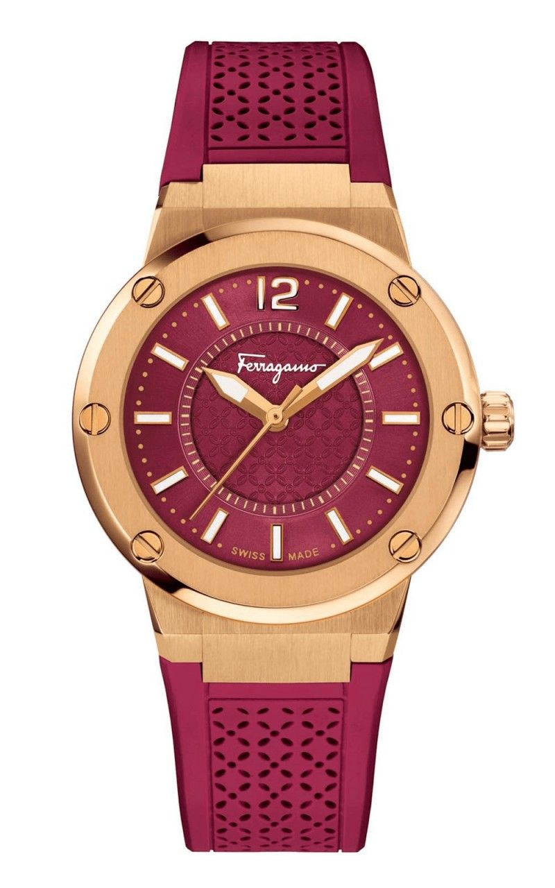 Hình Đồng hồ Salvatore Ferragamo F-80 Ladies Watch, 33mm SFIG030019