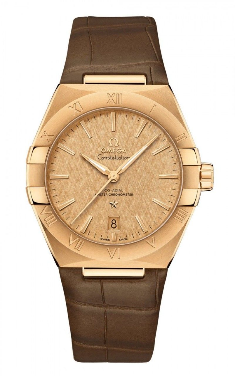 Hình Đồng hồ Omega Constellation Co‑Axial Master Chronometer, 39mm 131.53.39.20.08.001