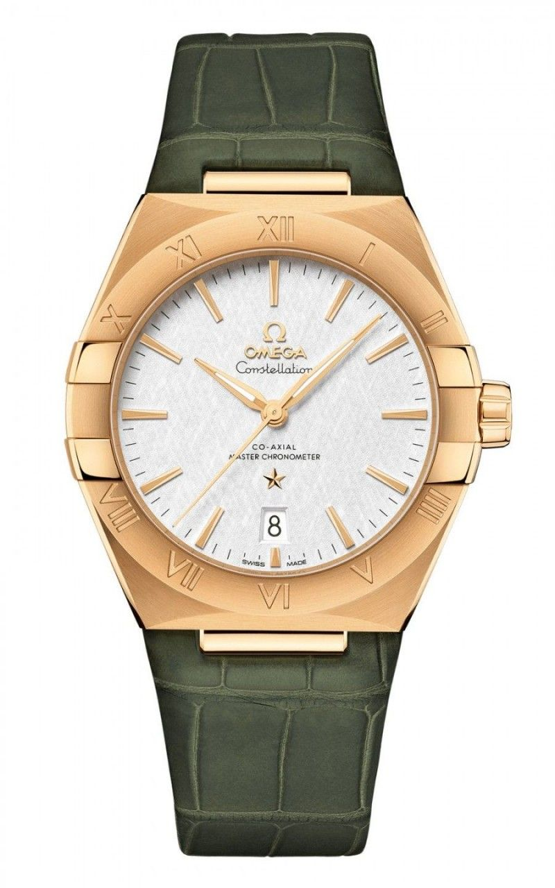 Hình Đồng hồ Omega Constellation Co‑Axial Master Chronometer, 39mm 131.53.39.20.02.002