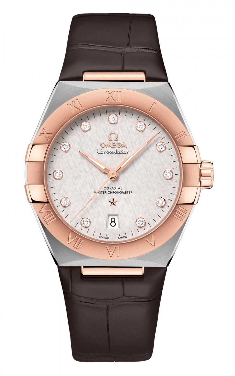Hình Đồng hồ Omega Constellation Co‑Axial Master Chronometer, 39mm 131.23.39.20.52.001