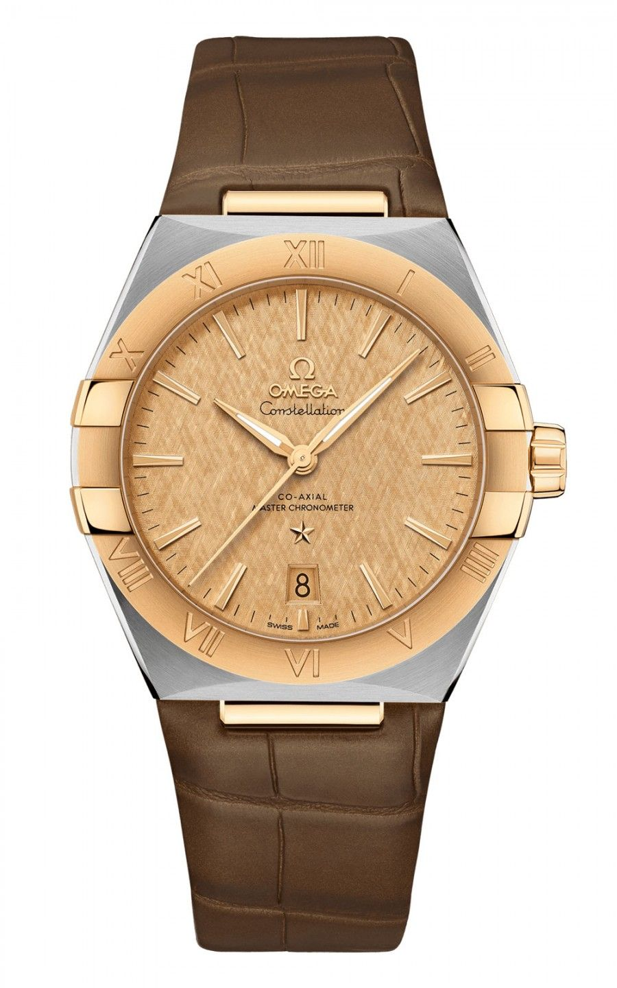 Hình Đồng hồ Omega Constellation Co‑Axial Master Chronometer, 39mm 131.23.39.20.08.001