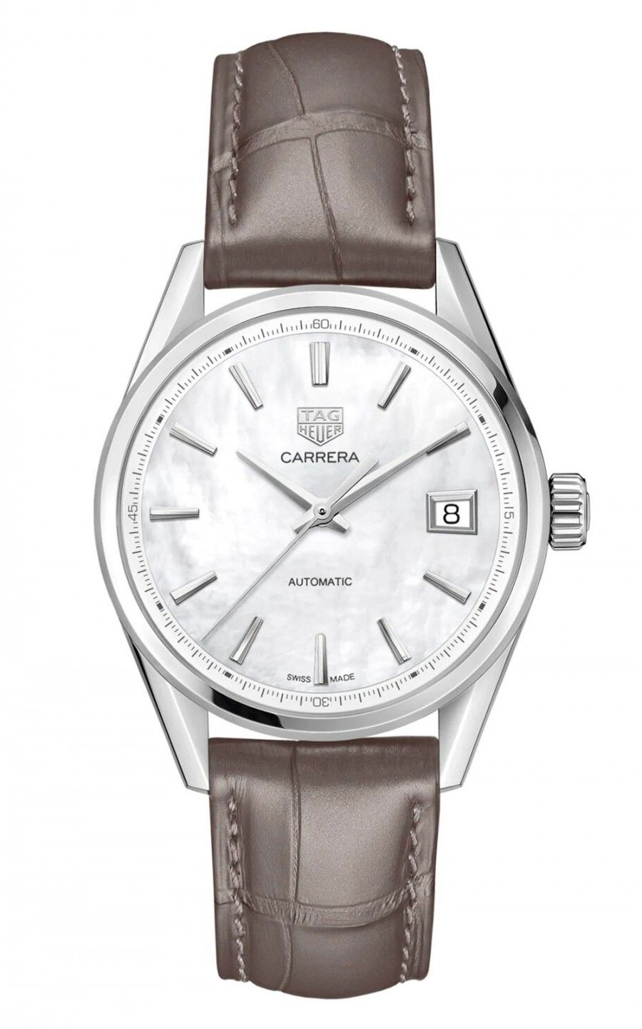 Hình Đồng hồ TAG HEUER CARRERA - Automatic Watch - Diameter 36 mm WBK2311.FC8258