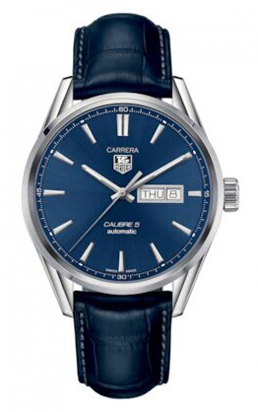 Hình Đồng hồ TAG HEUER CARRERA - Automatic Watch - Diameter 41 mm WAR201E.FC6292