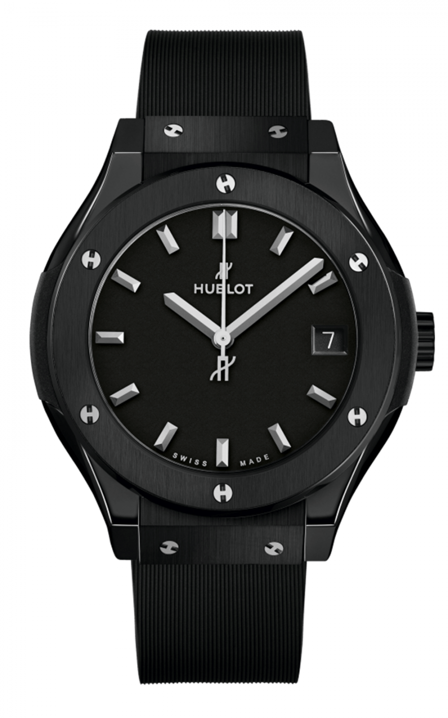Hình Đồng hồ Hublot Classic Fusion Black Magic 33mm 581.CM.1171.RX