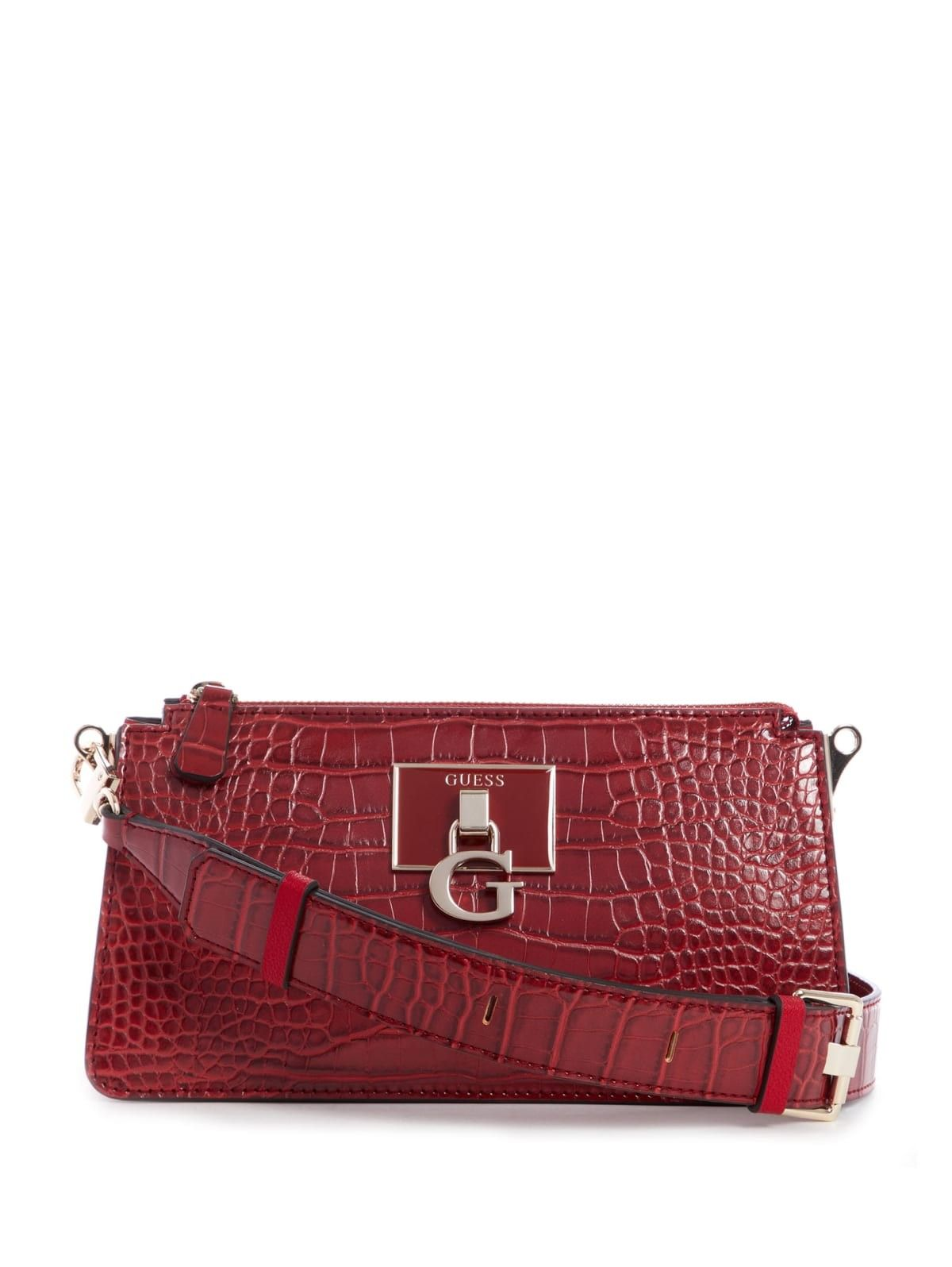 Hình Đồng hồ GUESS Stephi Mini Crossbody Top Zip