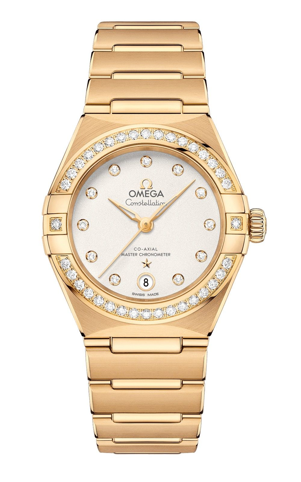 Hình Đồng hồ Omega Constellation Co‑Axial Master Chronometer, 29 mm 131.55.29.20.52.002