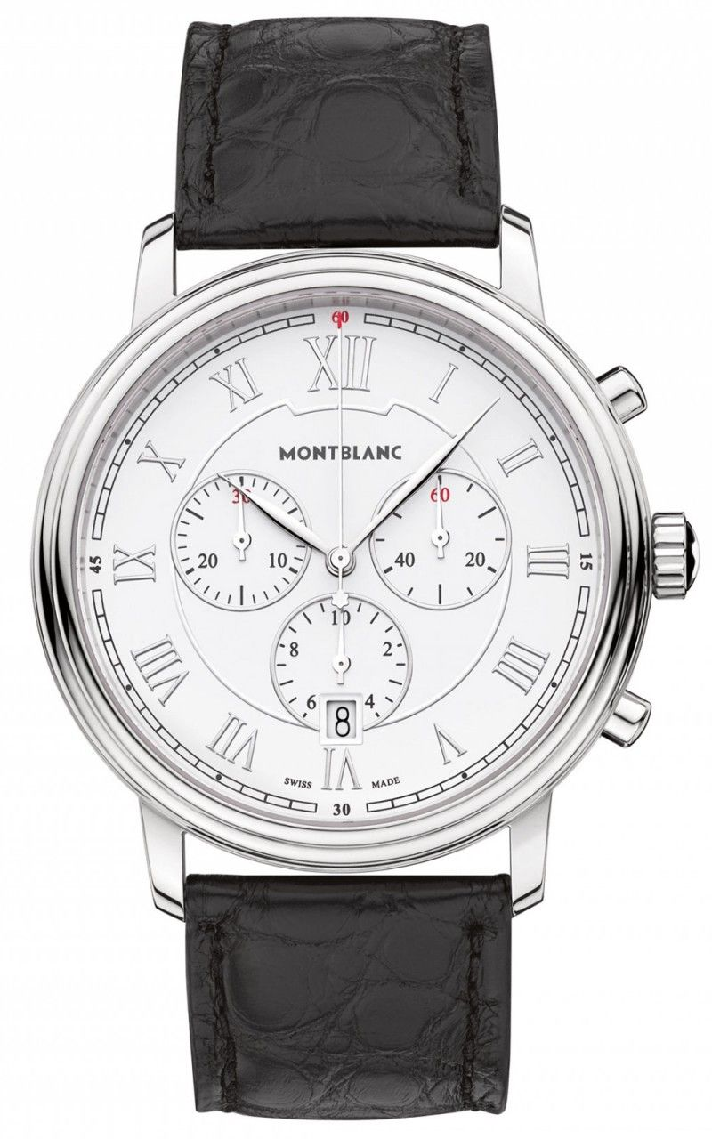 Hình Đồng hồ Tradition Chronograph Men's Watch, 43mm 114339