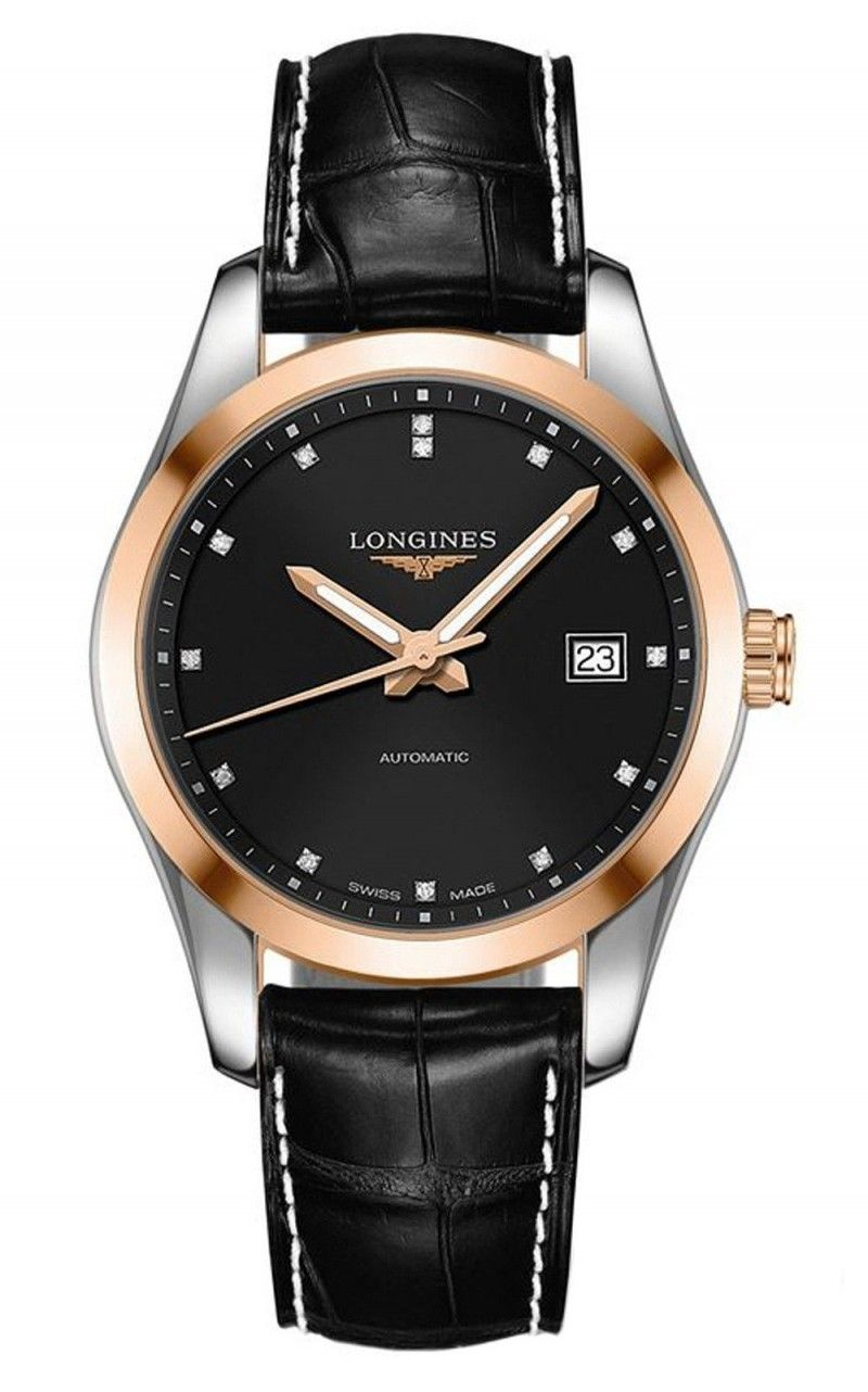 Hình Đồng hồ Longines Conquest Classic Automatic 40mm Mens Watch L27855583