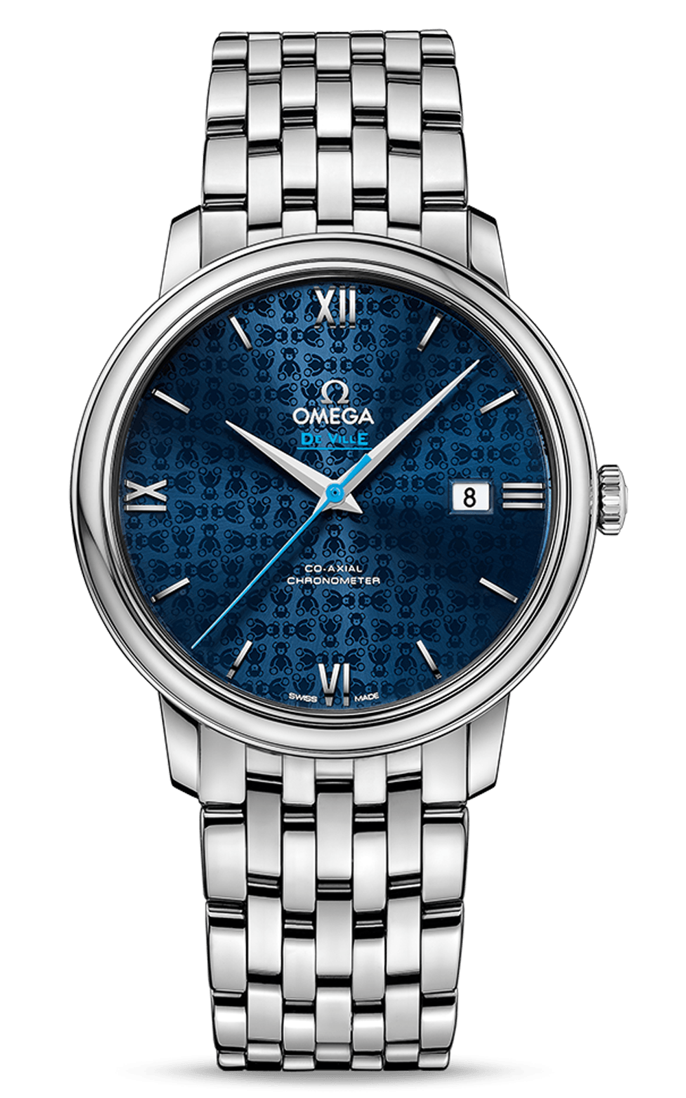 Hình Đồng hồ Omega De Ville Prestige Orbis Automatic Men's Watch, 39.5mm 424.10.40.20.03.003