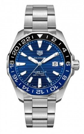 Hình Đồng hồ TAG HEUER AQUARACER - Automatic Watch - Diameter 43 mm WAY201T.BA0927