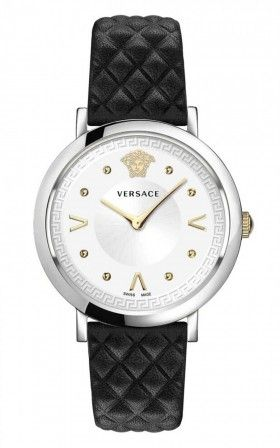 Hình Đồng hồ Versace Pop Chic Lady Watch, 36mm vevd00119