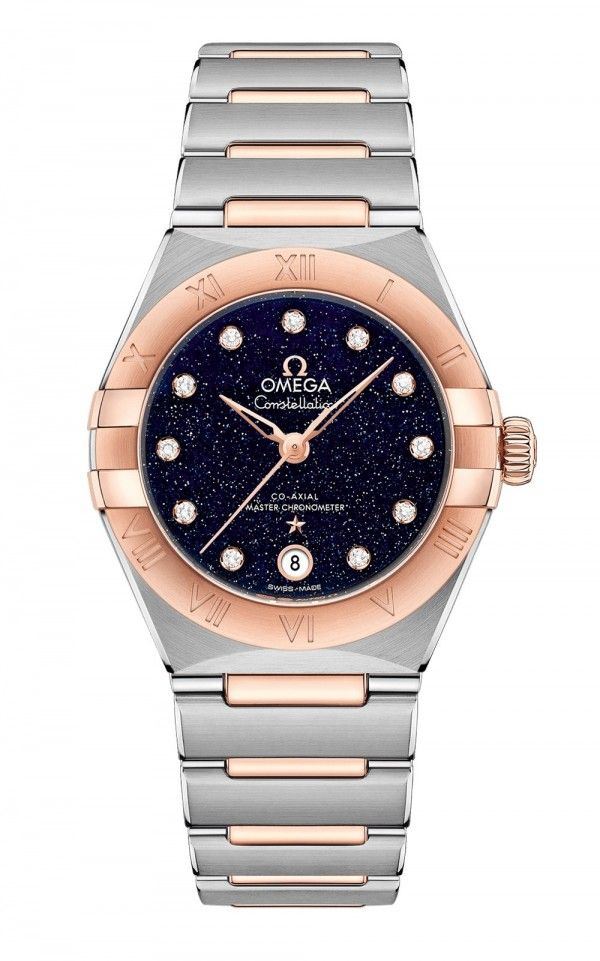 Hình Đồng hồ Omega Constellation Co‑Axial Master Chronometer , 29 mm 131.20.29.20.53.002