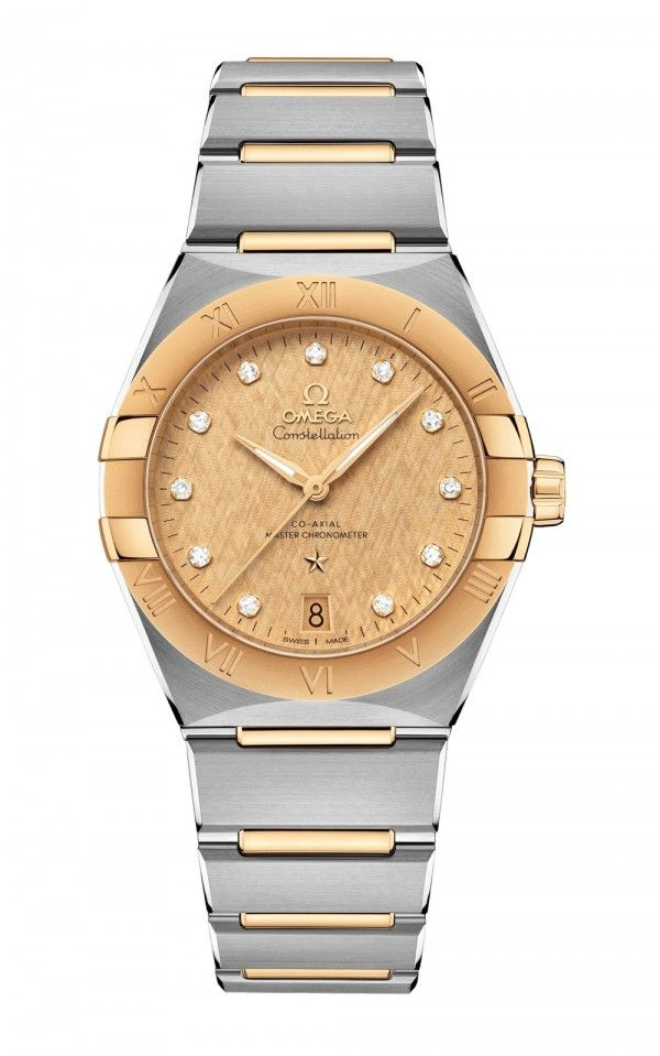 Hình Đồng hồ Omega Constellation Co‑Axial Master Chronometer , 36mm 131.20.36.20.58.001