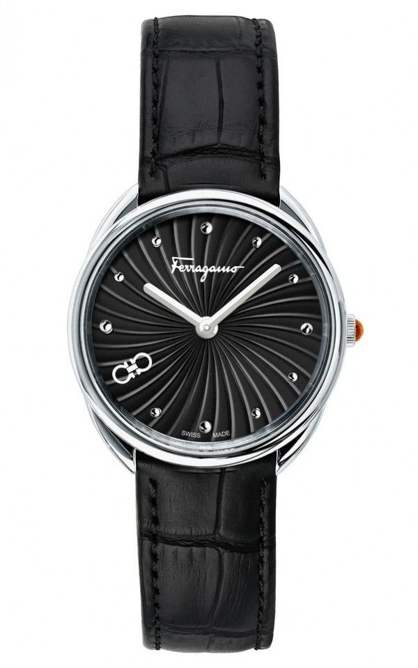 Hình Đồng hồ CUIR LEATHER WATCH 34mm sfyn00320