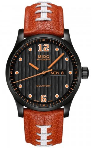 Hình Đồng hồ Multifort Touchdown Special Edition Men's Watch, 42mm M005.430.36.050.80